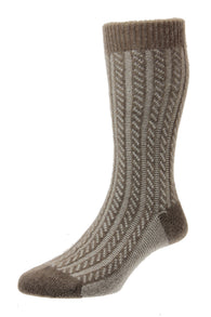Rothersay Cashmere Pantherella Socks - Fine And Dandy