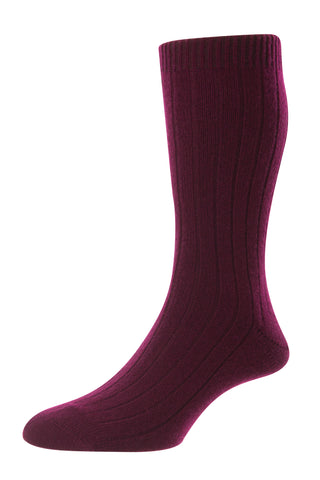 Waddington Cashmere Pantherella Socks