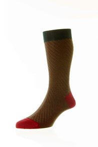 Dagnall Pantherella Socks - Fine And Dandy