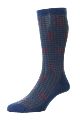 Hopton Pantherella Socks - Fine And Dandy