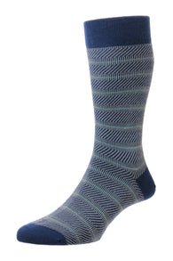 Salters Pantherella Socks - Fine And Dandy
