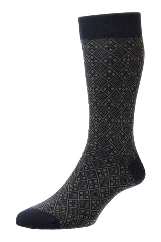 Daplyn Pantherella Socks - Fine And Dandy