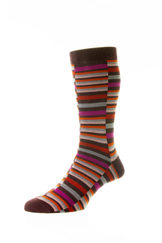 Brockley Pantherella Socks - Fine And Dandy