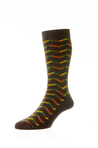 Hewett Pantherella Socks - Fine And Dandy