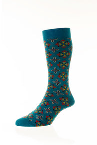 Govan Pantherella Socks - Fine And Dandy