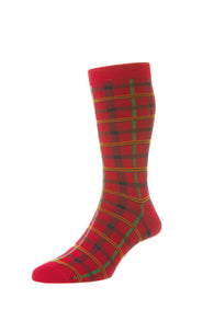 Chalsey Pantherella Socks - Fine And Dandy