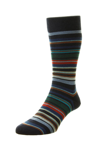 Quakers Pantherella Socks - Fine and Dandy