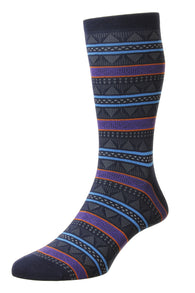 Nara Pantherella Socks - Fine And Dandy