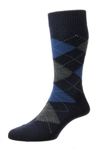 Racton Pantherella Socks - Fine And Dandy