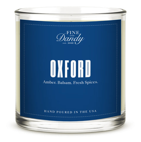 Oxford Candle