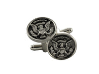 Eagle Seal Cufflinks