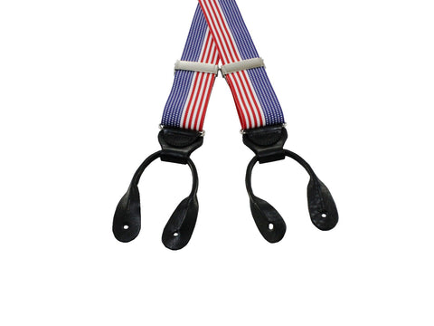 Stars & Stripes Suspenders - Fine and Dandy