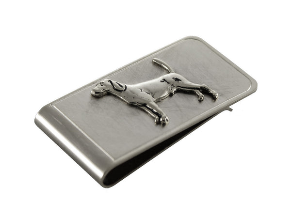 Silver Pointer Money Clip - Fine and Dandy