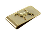 Gold Pointer Money Clip - Fine and Dandy
