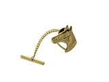 Gold Horse Pin - Fine and Dandy