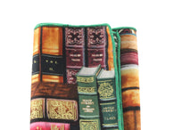 Books Cotton Pocket Square - Fine and Dandy