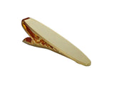 Gold Oval Tie Bar - Fine and Dandy