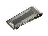 Silver Frame Money Clip - Fine and Dandy