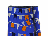Nautical Flags Cotton Pocket Square