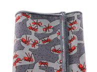 Ant Farm Cotton Pocket Square - Fine and Dandy