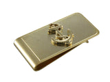 Gold Anchor Money Clip - Fine and Dandy