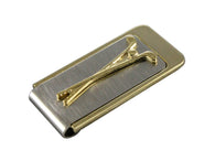 Golfer Money Clip - Fine and Dandy