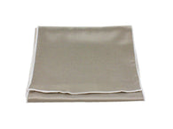 Champagne Wool Sateen Scarf - Fine and Dandy