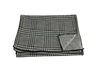 Glen Plaid Cotton Scarf - Fine and Dandy
