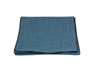 Blue Cotton Scarf - Fine and Dandy