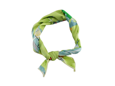 Mobile Home Cotton Neckerchief
