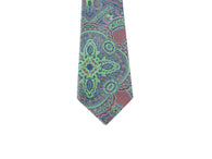 Electric Persian Silk Tie - Fine And Dandy
