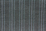Grey Striped Wool Scarf - Fine And Dandy