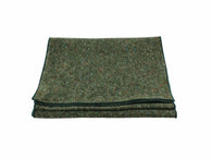 Green Donegal Tweed Wool Scarf - Fine And Dandy