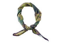 Camo Cotton Neckerchief - Fine And Dandy