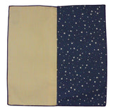 Polka Dot & Striped Panelled Pocket Square - Fine And Dandy