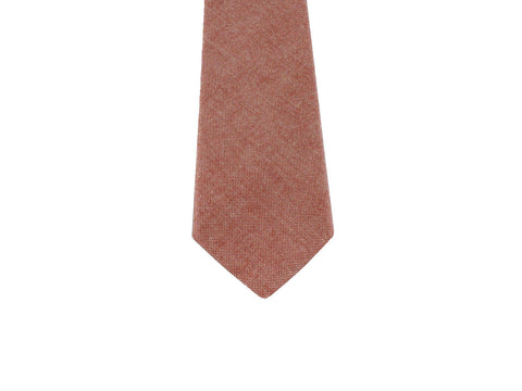 Nantucket Red Oxford Tie - Fine And Dandy