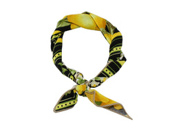 Lemons Cotton Neckerchief - Fine And Dandy