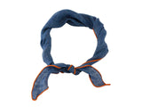 Blue Chambray Neckerchief - Fine And Dandy