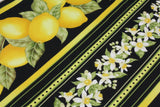 Lemons Cotton Neckerchief