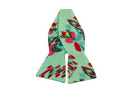 Ikat Cotton Bow Tie - Fine and Dandy