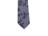 Foliage Chambray Tie - Fine and Dandy