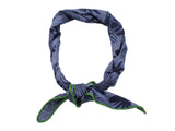 Ferns Chambray Neckerchief - Fine And Dandy