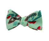 Ikat Cotton Bow Tie