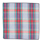 Plaid Flannel Pocket Square