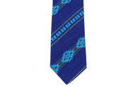 Southwestern Embroidered Cotton Tie - Fine and Dandy