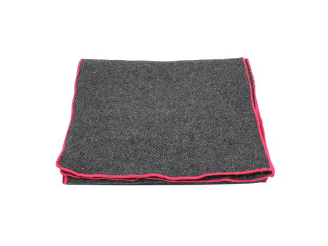 Grey Wool Scarf - Fine And Dandy