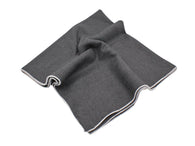 Grey Wool Blanket Scarf - Fine And Dandy