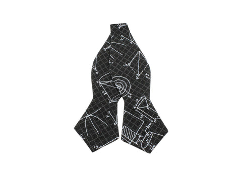 Mathematics Cotton Bow Tie - Fine and Dandy