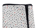 Multi-Colored Dots Cotton Pocket Square - Fine And Dandy