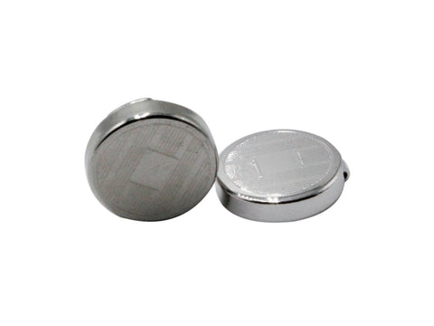 Engravable Button Covers - Fine And Dandy